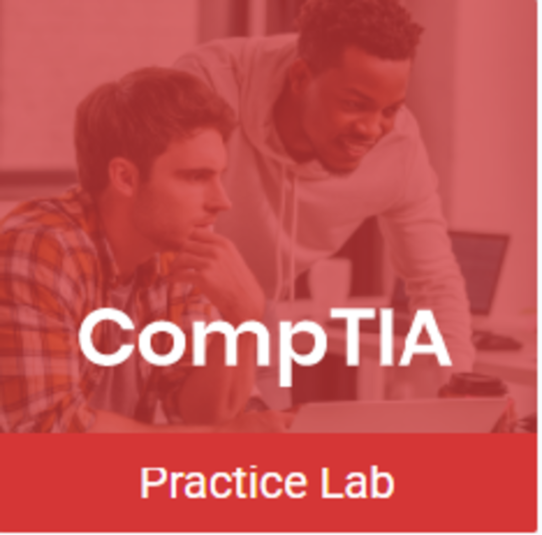 CompTIA CS0-001 CompTIA Cybersecurity Analyst CySA+ Live Labs