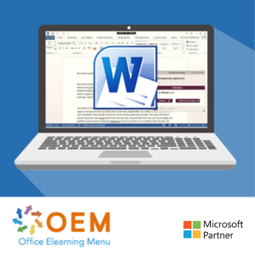 Microsoft Word E-Learning Word 2010 Kurs Fortgeschrittene und Profi