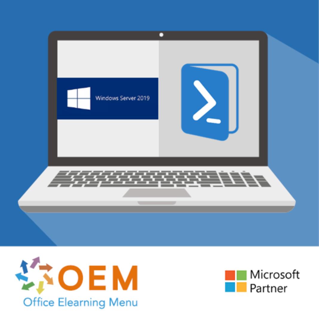 PowerShell PowerShell for Windows Server 2016 E-Learning Kurs