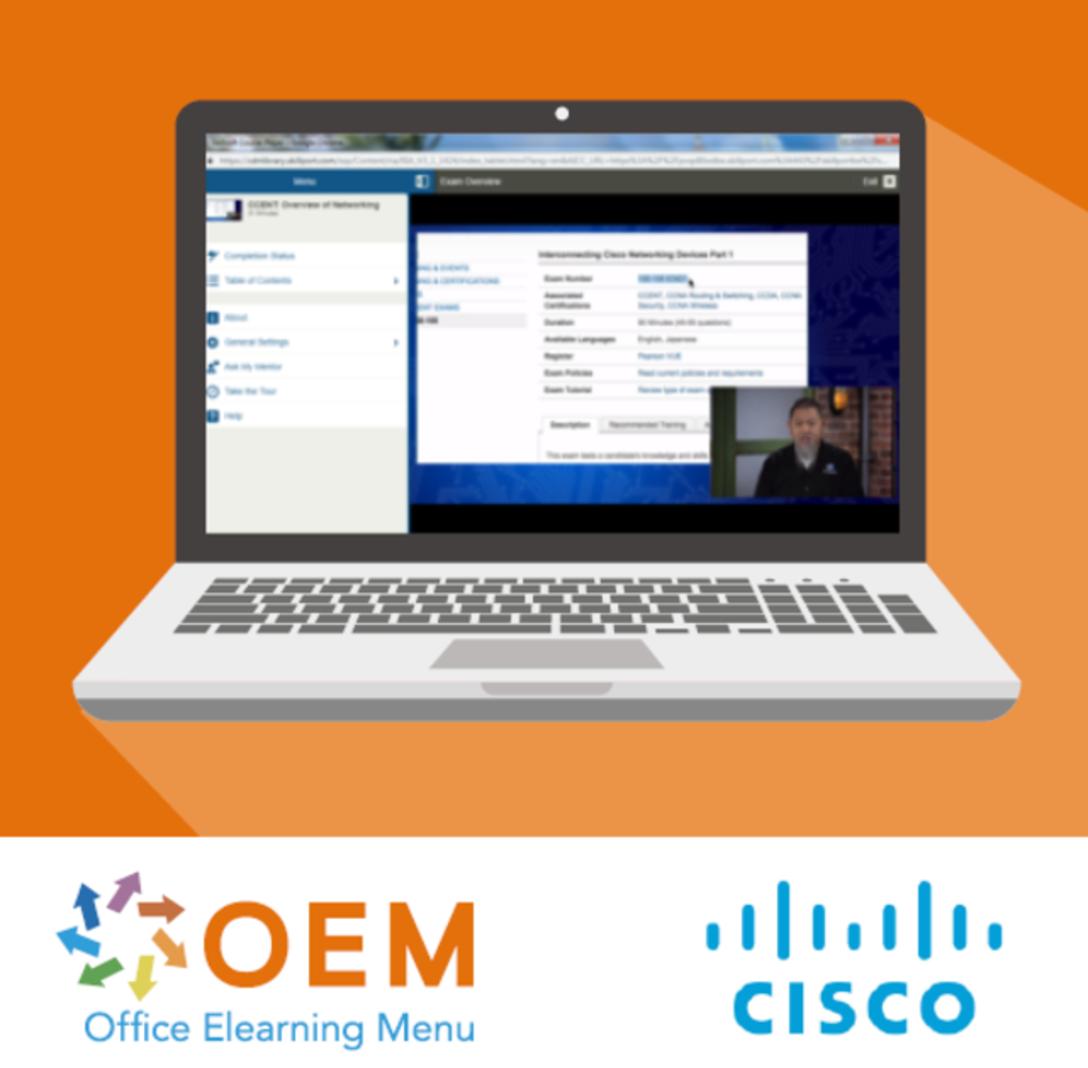 Cisco CISCO Exam 200-105 Part 2 ICND2 OEM Certkit