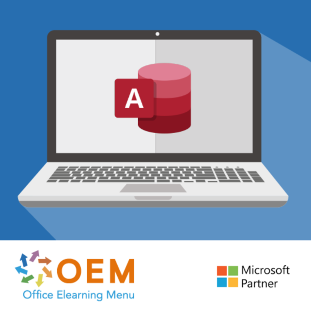 Microsoft Access Access 2016 Beginner