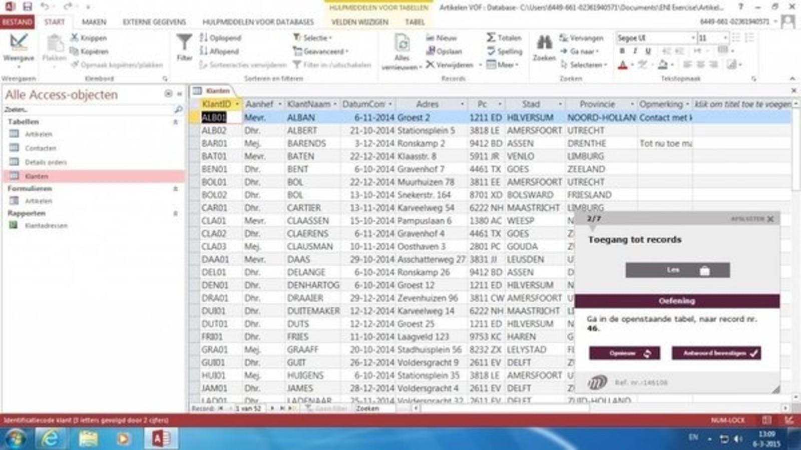 Microsoft Access Access 2016 Anfänger Fortgeschrittene Profi Anwendungs Kurse