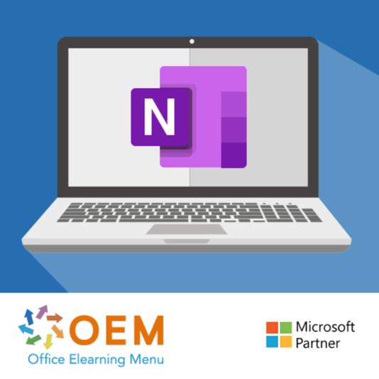 OneNote 2016 Anwendungs Kurse
