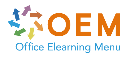 OEM Office Elearning Menu