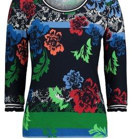 Betty Barclay Bloemen t-shirt