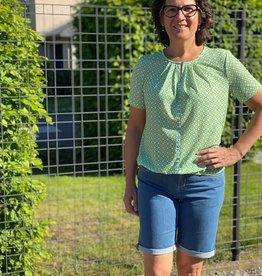 Angels jeans Bermuda tu stoned zomerjeans