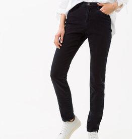 Brax Mary basic donker blauwe jeans