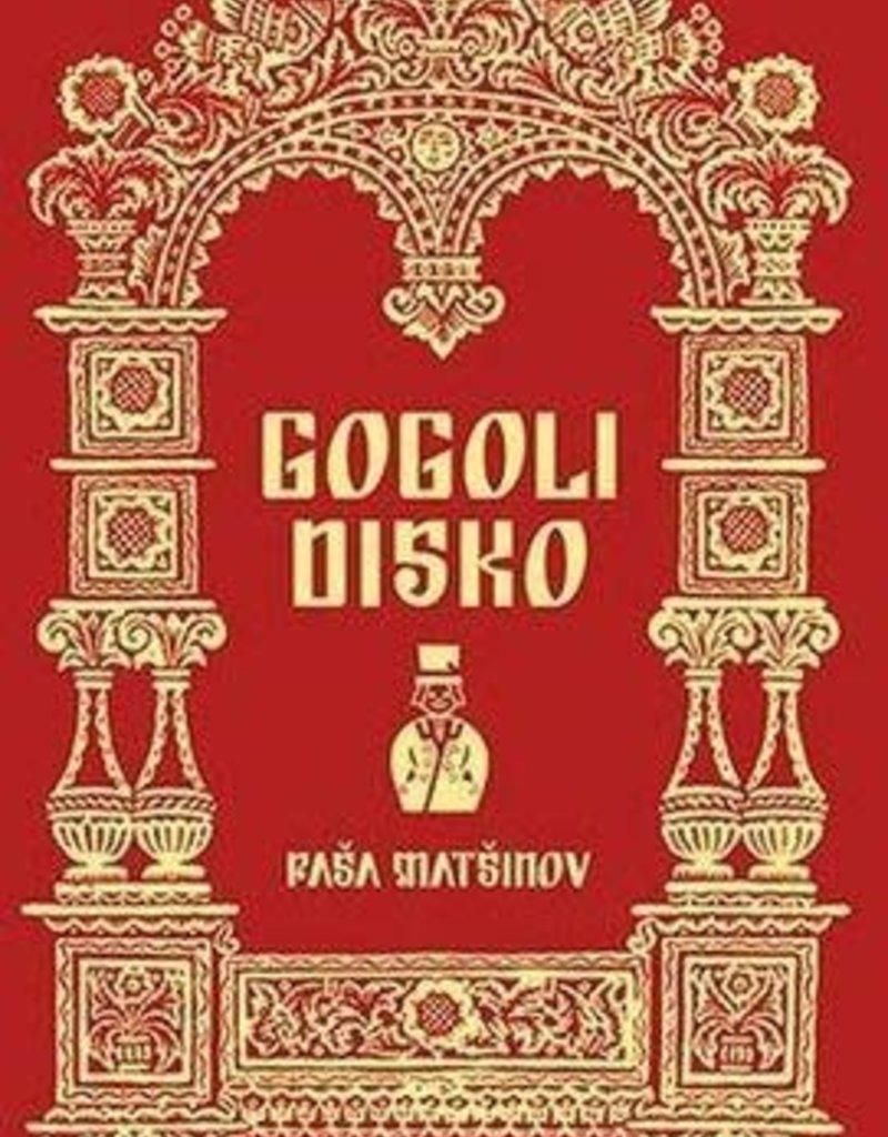 Matsin Paavo Gogoli disko hardcover