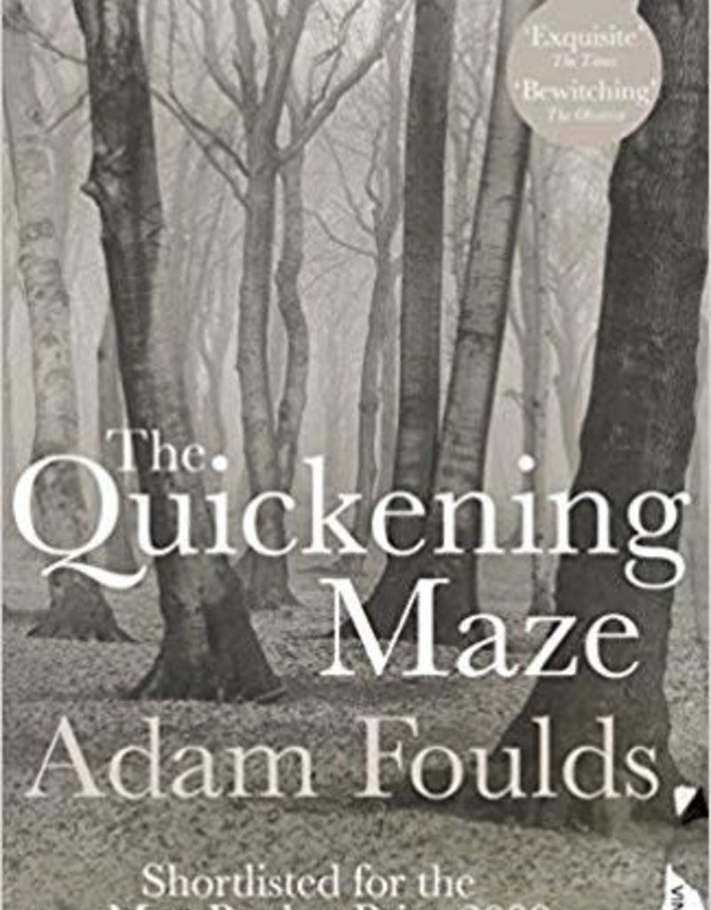 Adam Foulds The Quickening Maze