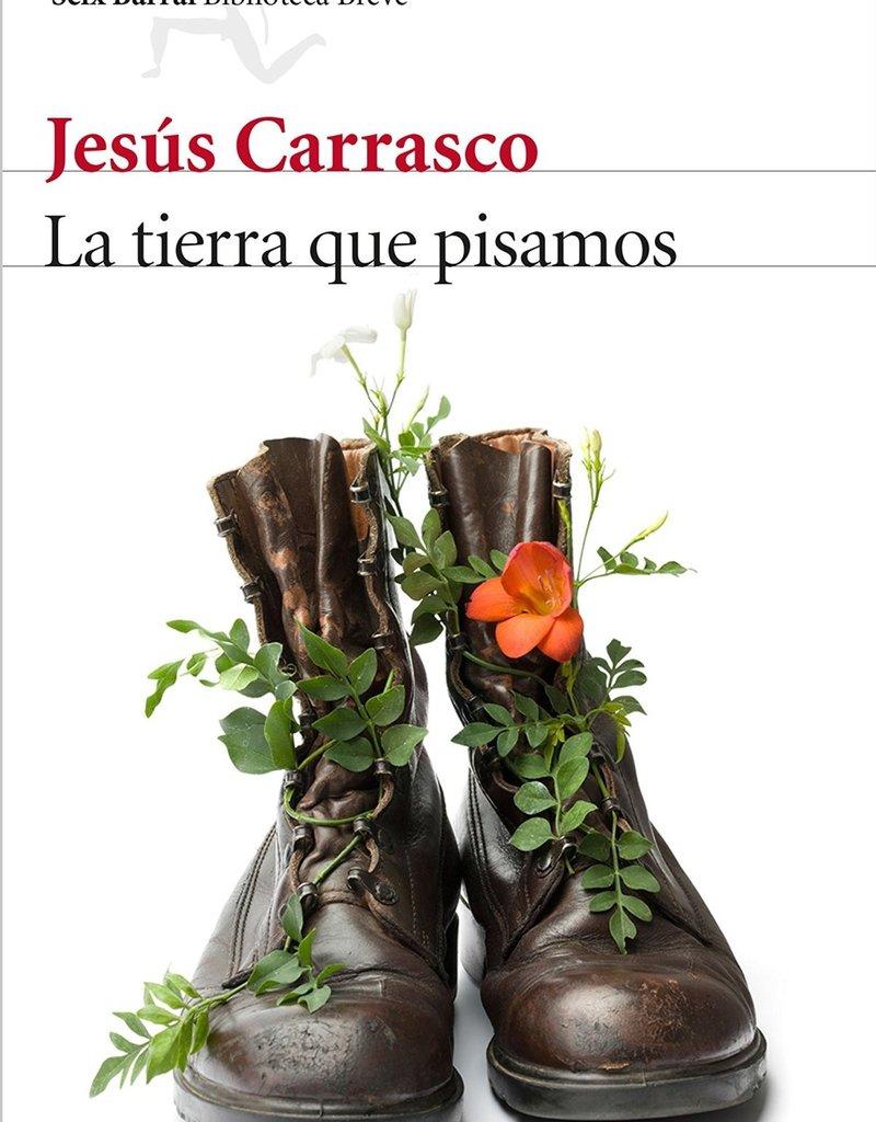 Carrasco Jesús La tierra que pisamos