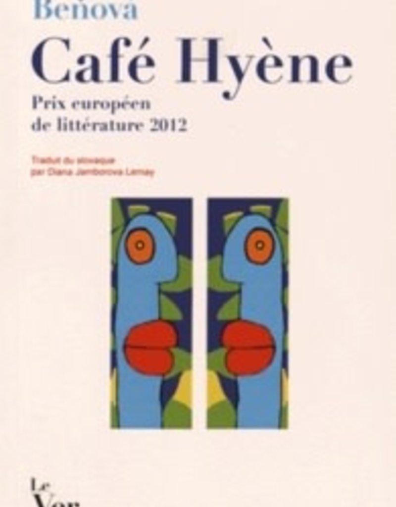 Beňová Jana Café Hyène