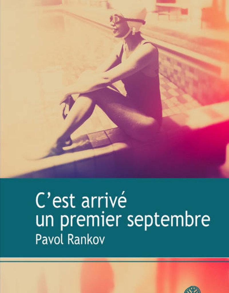 Rankov Pavol C'est arrivé un premier septembre