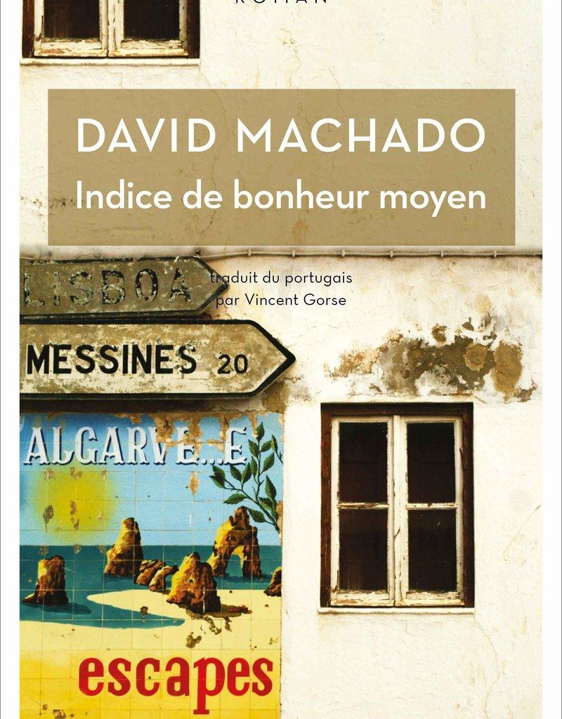 Machado David Indice de bonheur moyen