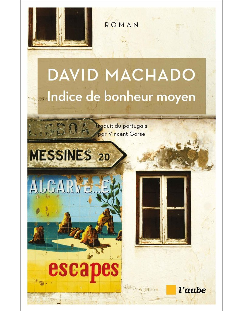 Machado David Indice de bonheur moyen (grand format)