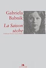 Babnik Gabriela La saison sèche