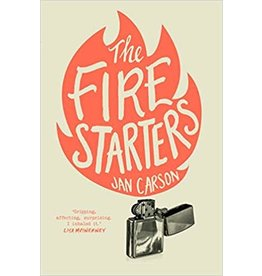 CARSON Jan The fire starters