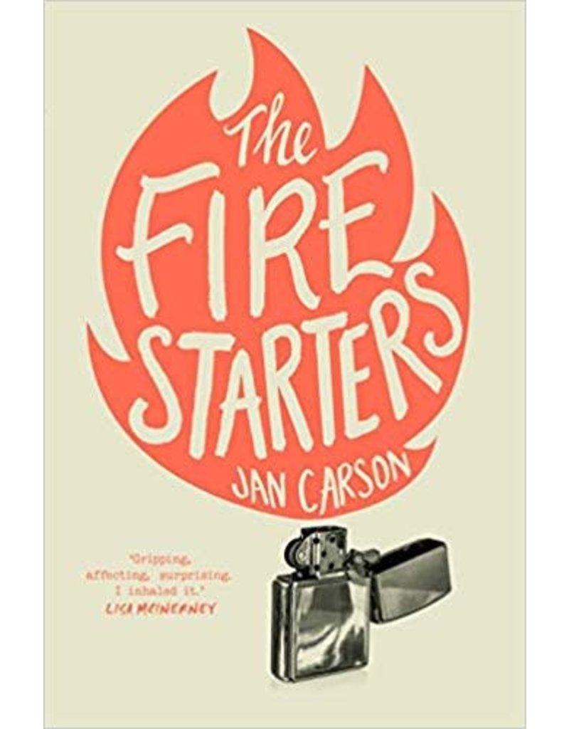 CARSON Jan The fire starters