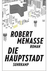 MENASSE Robert Die Hauptstadt (paperback)