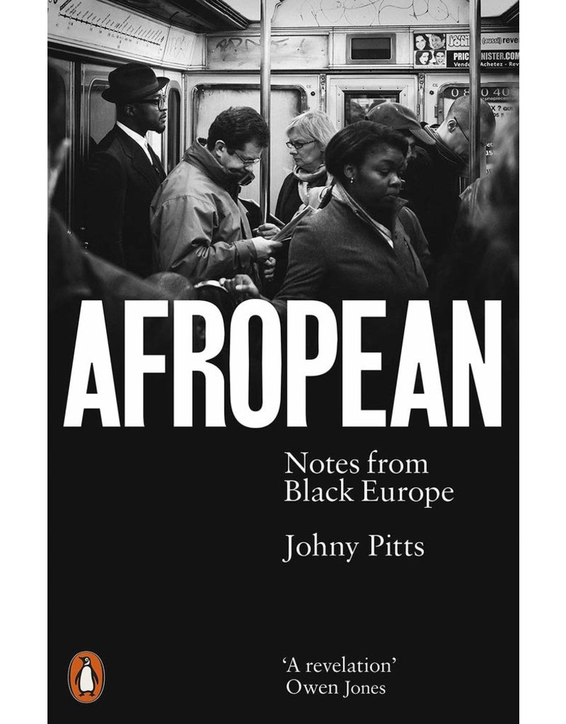 Afropean: notes from Black Europe (paperback)