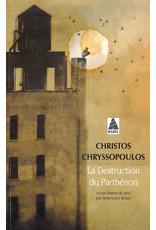 CHRYSSOPOULOS Christos La destruction du Parthénon #LibreBookS