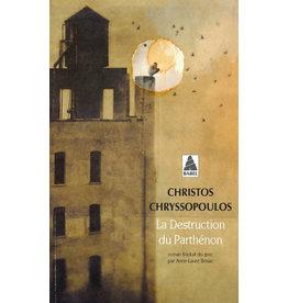 BRISAC Anne-Laure (tr.) La destruction du Parthénon #LibreBookS