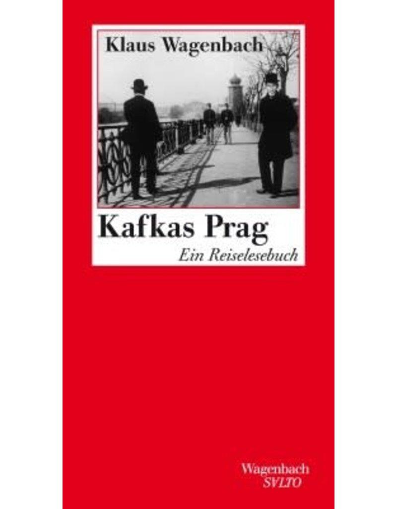 LITERARISCHE EINLADUNG Kafkas Prag: Ein Reiselesebuch