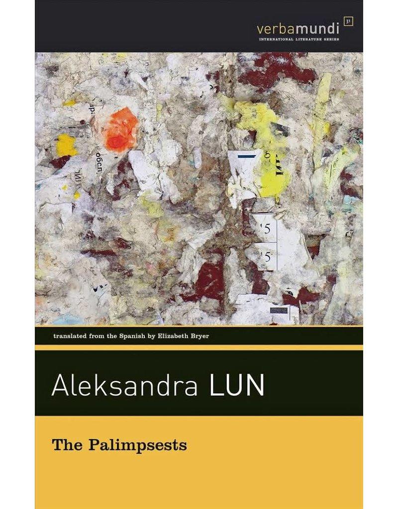 LUN Aleksandra The palimpsests