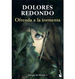 REDONDO Dolores Ofrenda a la tormenta