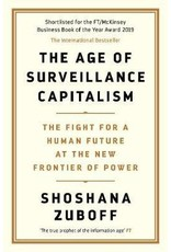 The age of surveillance capitalism (paperback)