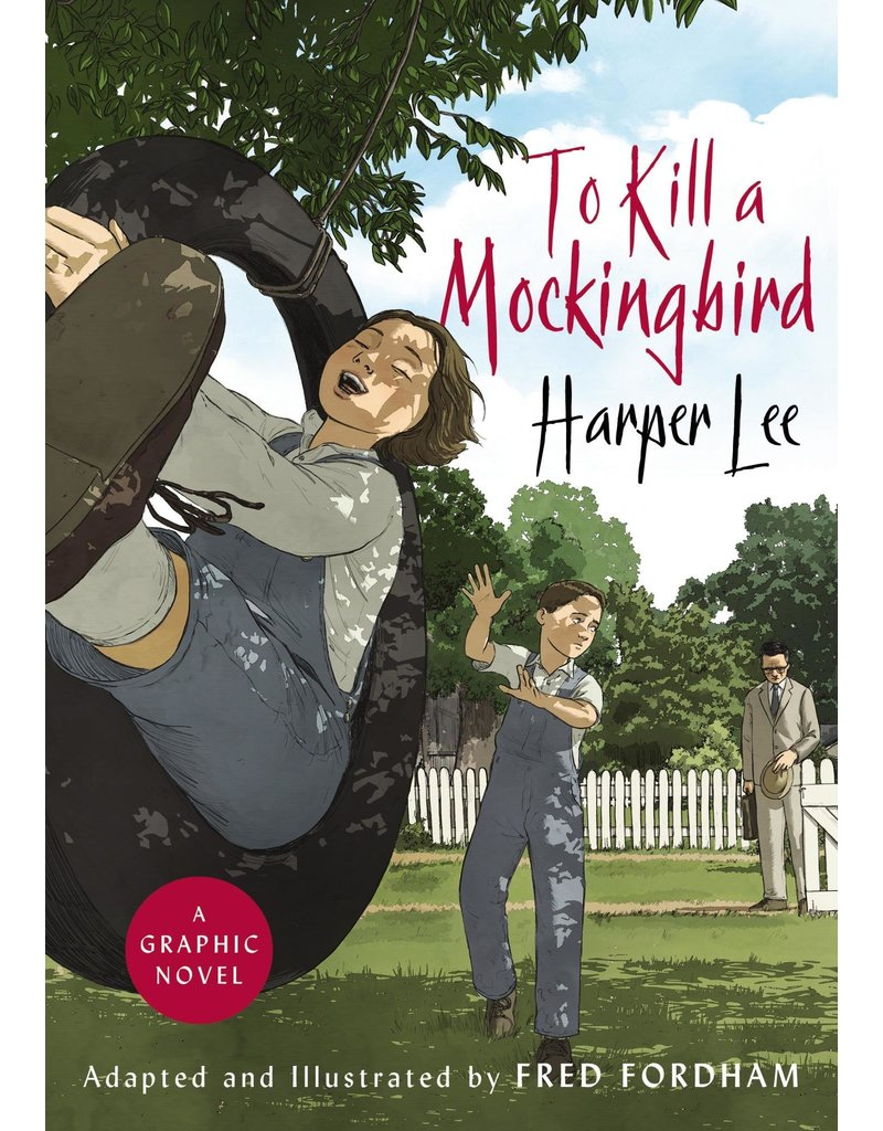 To kill a mockingbird (graphic novel)