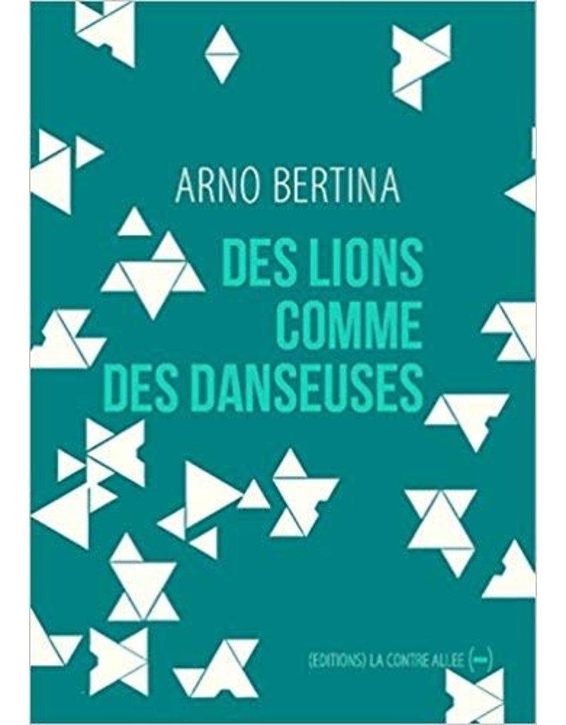 Des lions comme des danseuses