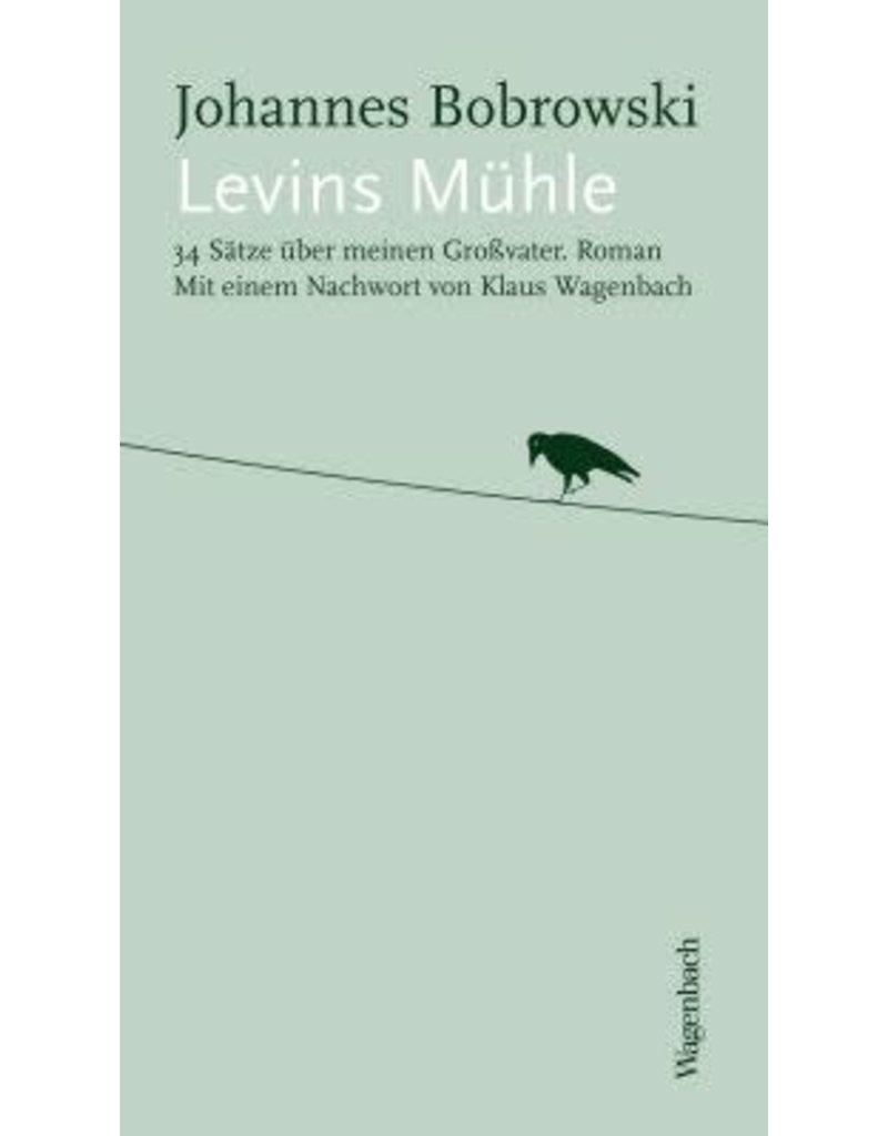 BOBROWSKI Johannes Levins Mühle