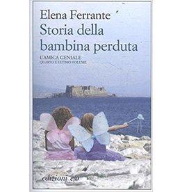 FERRANTE Elena AG4  Storia della bambina perduta