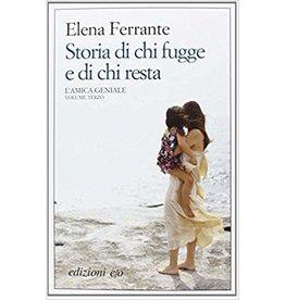 FERRANTE Elena AG3  Storia di chi fugge e di chi resta