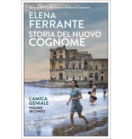 FERRANTE Elena Storia del nuovo cognome