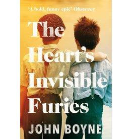 BOYNE John The heart's invisible furies