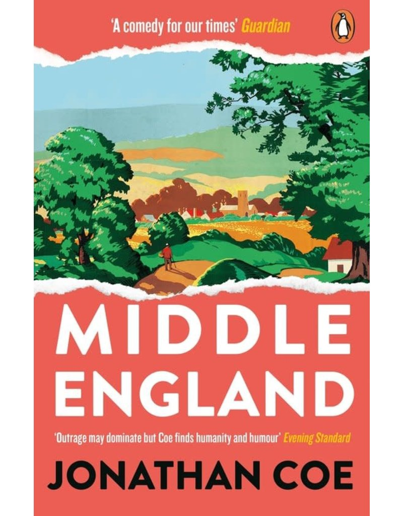 Middle England (paperback)