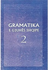 Gramatika e gjuhës shqipe 2