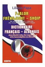 Fjalor Frëngjisht - shqip; dictionnaire français-albanais
