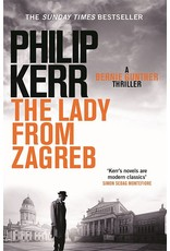 KERR Philip The lady from Zagreb