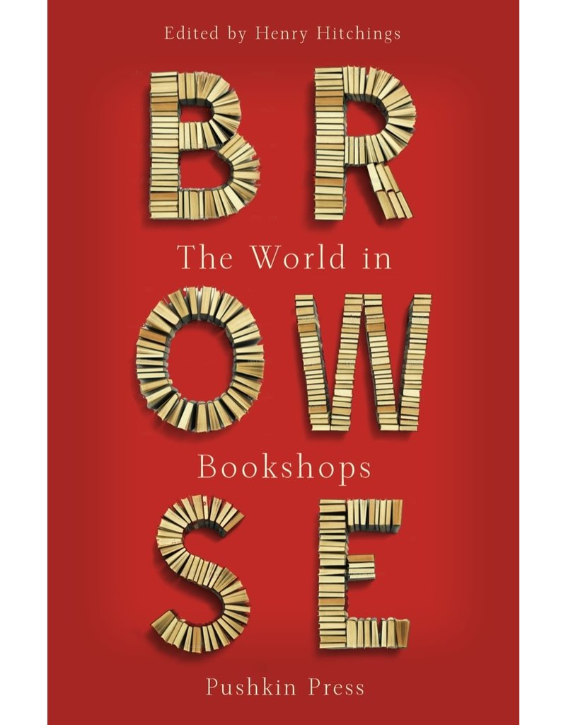 Browse the World in Bookshops