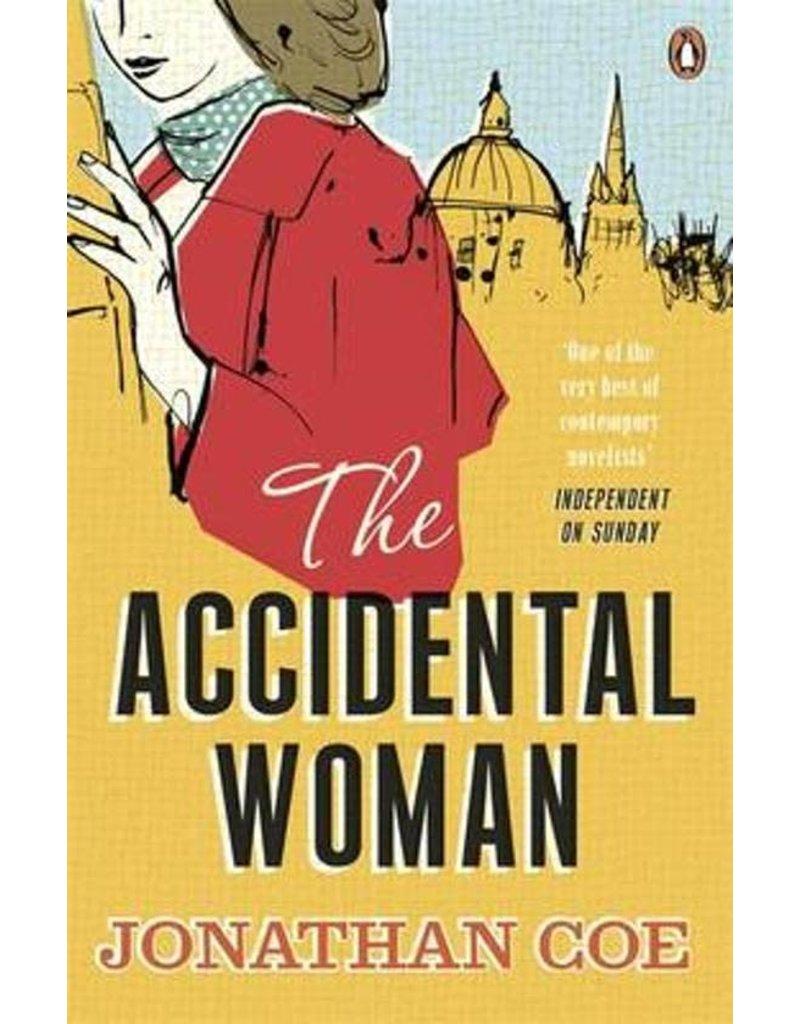 COE Jonathan Tha Accidental Woman