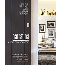 Penguin Barrafina, a Spanish cookbook