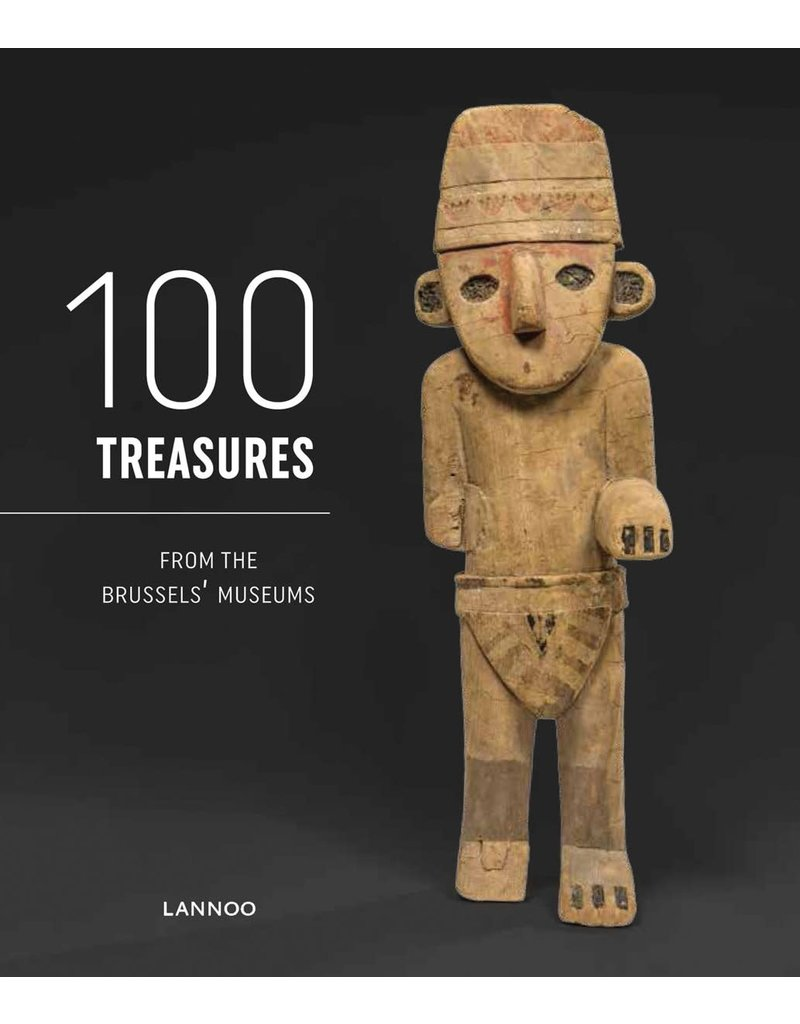 100 treasures from the brussels' museums
