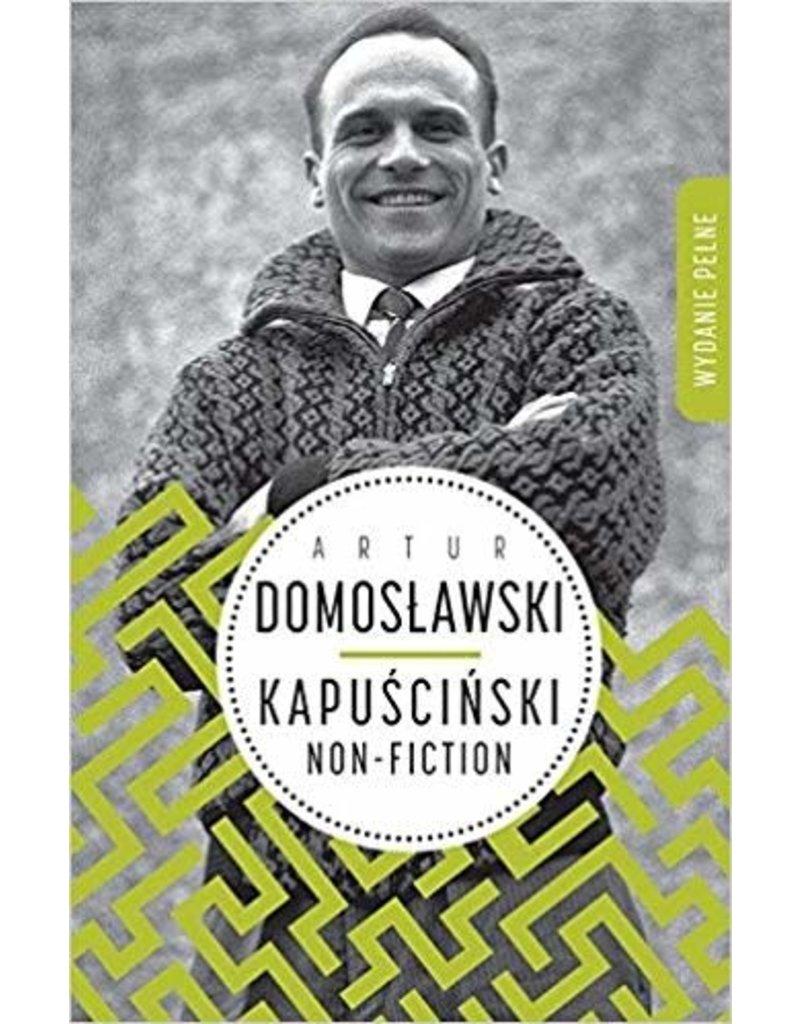 Kapuscinski non-fiction