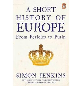 Jenkins Simon A short history of Europe