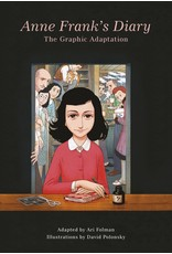 Anne Frank's Diary Graphic Adaptation