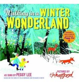 HOPGOOD Tim Walking In Winter Wonderland Book & CD