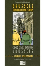Brussels through comic strips