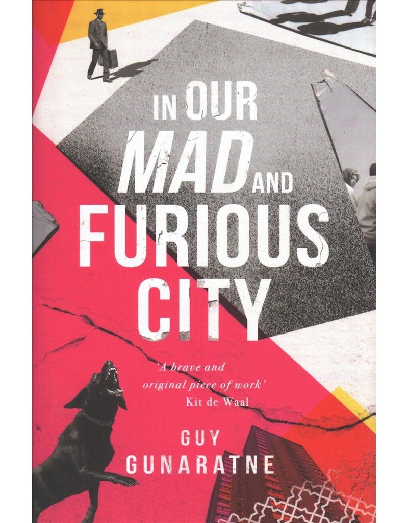 In Our Mad and Furious City